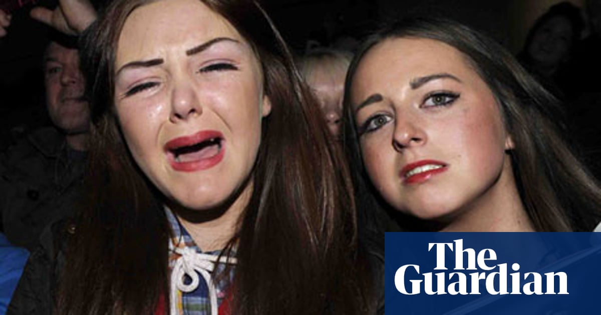 Why do girls scream at boybands? | Music | The Guardian