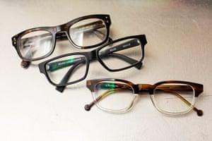 The Selby: Andrew Renton: Andrew's glasses