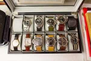 The Selby: Andrew Renton: Rare watches