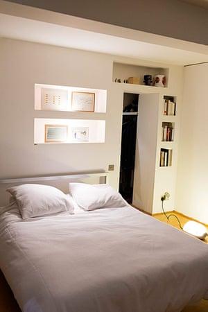 The Selby: Andrew Renton: bedroom