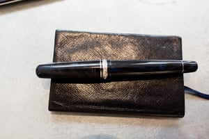 The Selby: Andrew Renton: A Smythson Mini Notebook