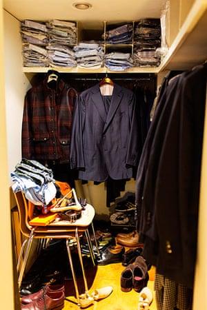The Selby: Andrew Renton: Wardrobe