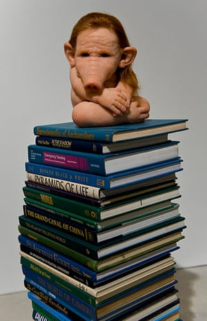 Art Basel: The Student by Patricia Piccinini