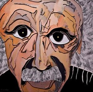 Art Basel: Einstein by Lee Waisler