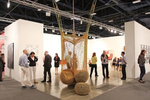 Art Basel: Bonakdar Gallery