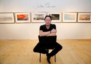 Art Basel: Julian Lennon