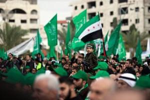 Hamas: Hamas 25th anniversary