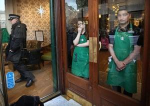 Starbucks: UK UNCUT Hold Day Of Protest Against Starbucks