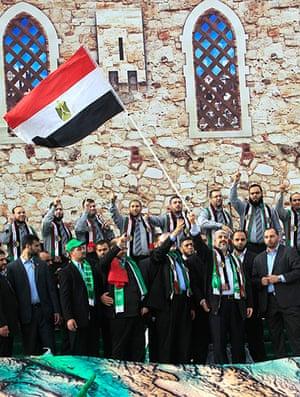 Hamas Anniversary: Hamas25th  anniversary