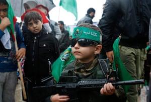 Hamas Anniversary: Hamas 25th anniversary