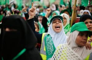 Hamas Anniversary: 25th anniversary of the founding of Hamas