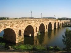 Merida roman bridge