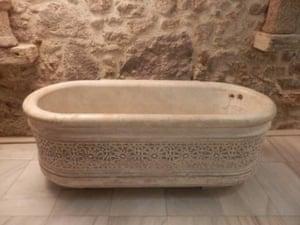 Roman bath Extremadura Montemayor
