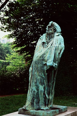 Balzac by Auguste Rodin: Balzac by Auguste Rodin at Musee Auguste Rodin