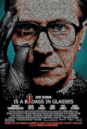 Mock movie posters: Tinker Tailor Soldier Spy