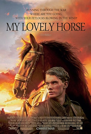Mock movie posters: War Horse