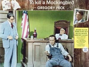 To Kill A Mockingbird : To Kill A Mockingbird lobby card