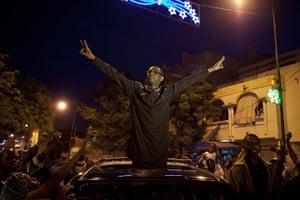 Protest in Senegal: Youssou N'Dour, a popular Senegalese singer