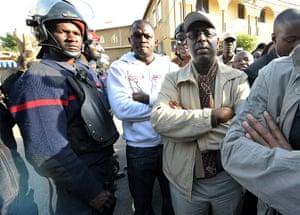 Protest in Senegal:  arrest of Alioune Tine