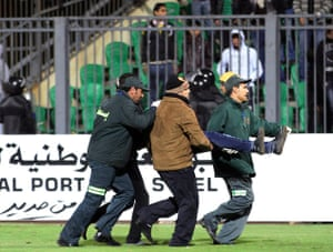Port Said Disaster: Over 76 dead in clashes at Port Said soccer stadium