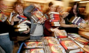 Harry Potter book launch