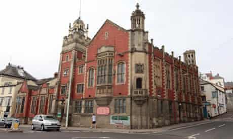 Bideford town hall