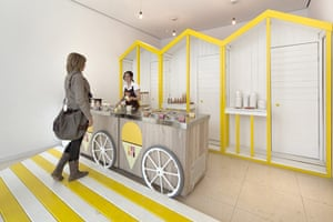 Small Projects : Pop-up Italian ice-cream stall