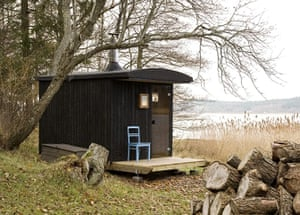 Small Projects : Denizen Sauna