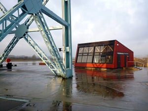 Small Projects : Titan Crane Visitor Centre