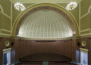 Small Projects : V&A lecture theatre