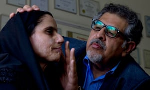 Saving faces in Pakistan | Life and style | The Guardian
