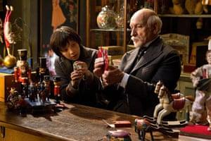 Hugo : Ben Kingsley as toymaker Papa Georges
