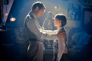 Hugo : Jude Law and Asa Butterfield