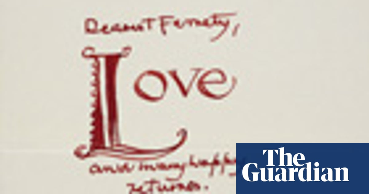Valentine's Day: The 10 best love letters | Books | The Guardian