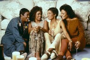 Whitney Houston obit: 1995: Whitney Houston in 'Waiting To Exhale'