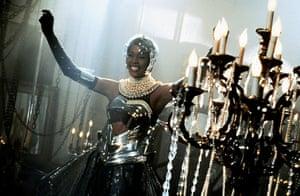 Whitney Houston obit: 1992: Whitney Houston in The Bodyguard'