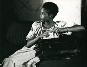 Whitney Houston obit: 1979: A Young Whitney Houston during a portrait in Newark, New Jersey