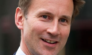 Jeremy Hunt said a much tougher system is needed to deal with newspapers that step out of line