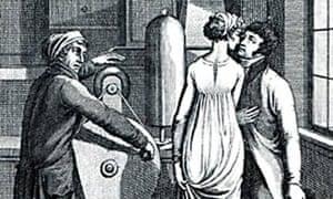 Georg Matthias Bose electrifies a lady