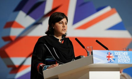 'Militant secularisation' taking hold of British society, says Lady Warsi