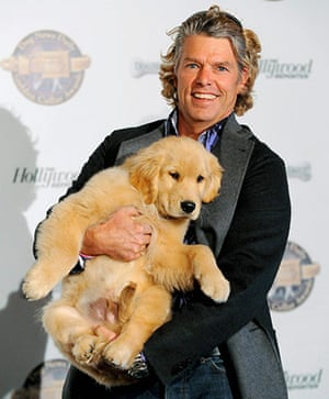Golden Collar awards:  Vince along with B-Dawg arrive at first annual Golden Collar Awards