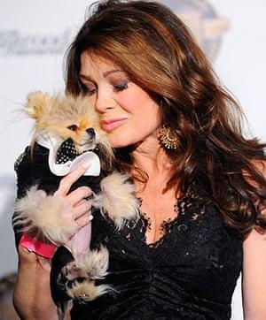 "Golden Collar awards: ""Real Housewives of Beverly Hills"" star Vanderpump a"