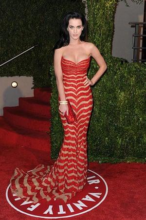 Oscars Do: Katy Perry in 2010