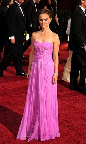 Oscars Do: Natalie Portman in 2009