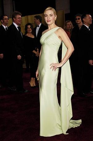Oscars Do: Kate Winslet in 2007