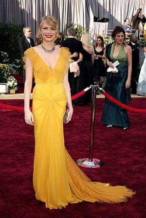 Oscars Do: Michelle Williams in 2006