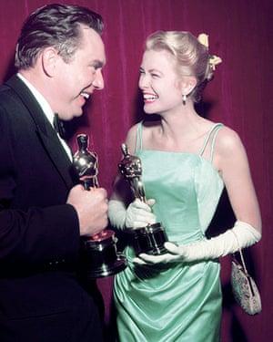 Oscars Do: Grace Kelly in 1955