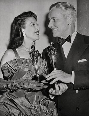 Oscars Don't: Loretta Young and Ronald Colman in 1948