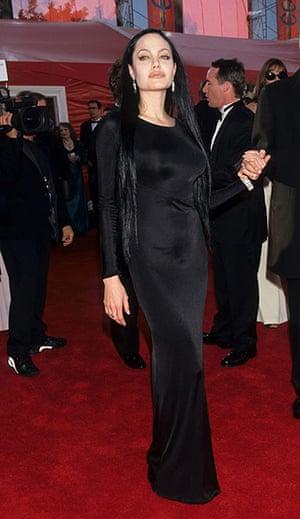 Oscars Don't: Angelina Jolie in 2000