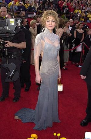Oscars Don't: Kate Hudson in 2001